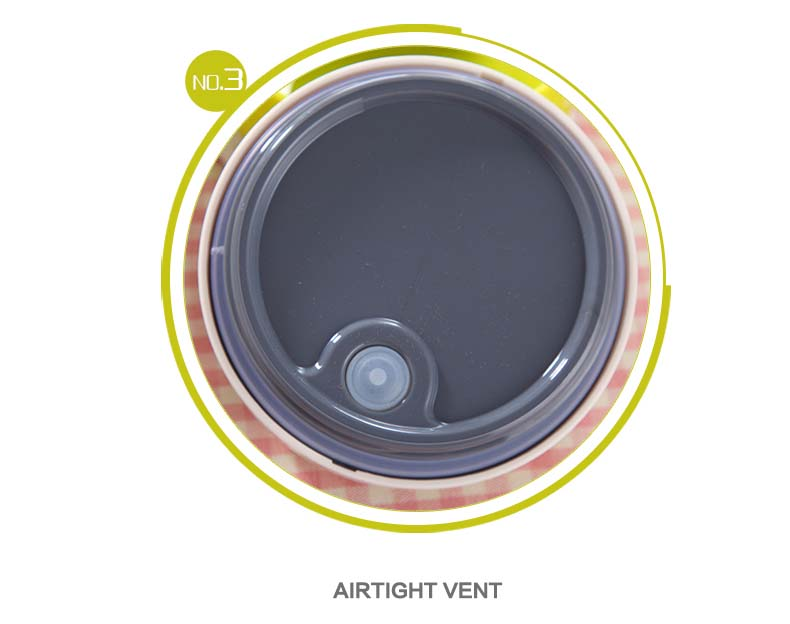 Feature #3 - Air-tight vent