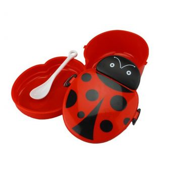 Lunch Box with LadyBird
