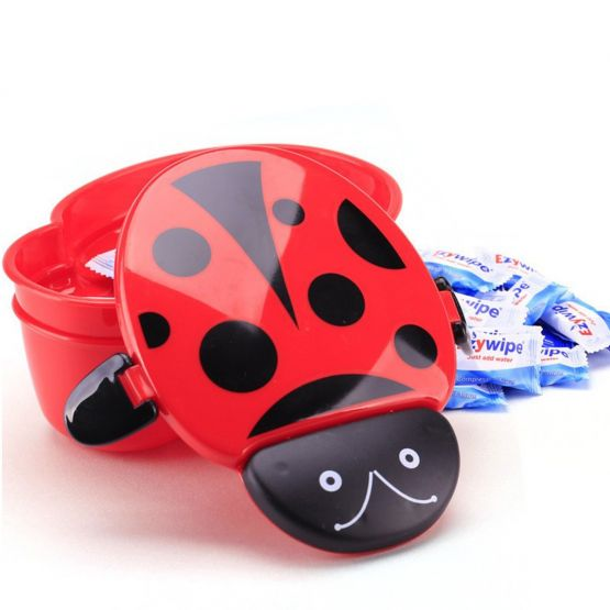 Lady Bug Meal Container