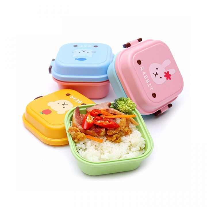 Lunch Boxe with Animals