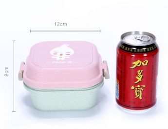 Dimensions of Cartoon Lunch Box