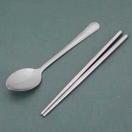 Spoon and Chopstick