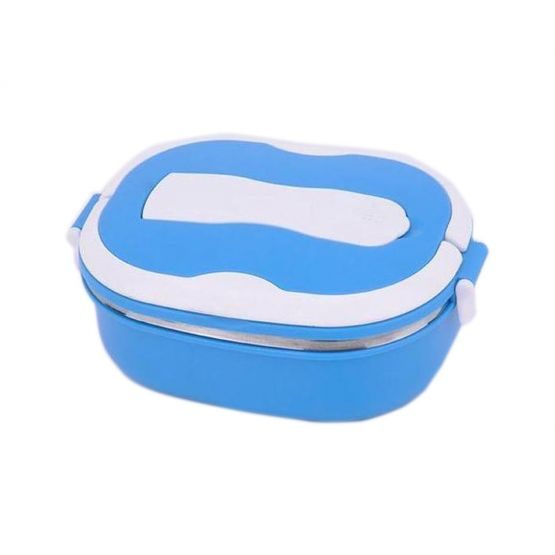 LeakProof Blue Lunchbox