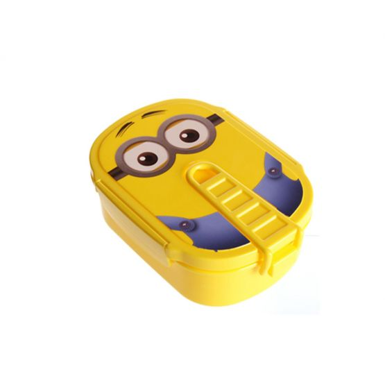 Minion-Like Food Container