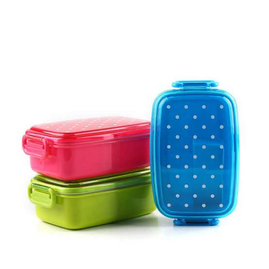 LunchBox In Polka Dot style