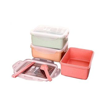 LunchBox form plastic with insulation for kids