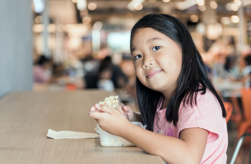 LunchBox for Girl