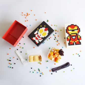 Brick Custom LunchBox