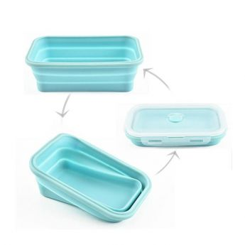Food Container Folding Process