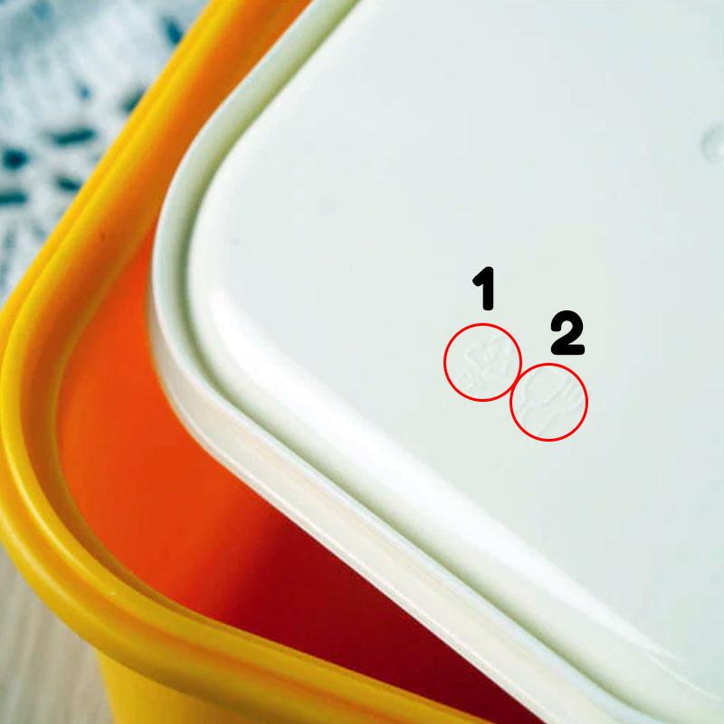 Food Container Symbols