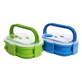 Meal Container that can be folded