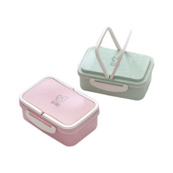 Bento Wheat Straw Box for KIds