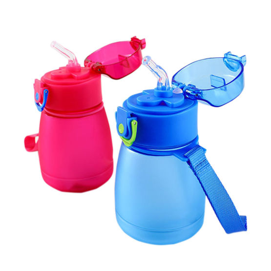 Straw Drink Bottle for Baby